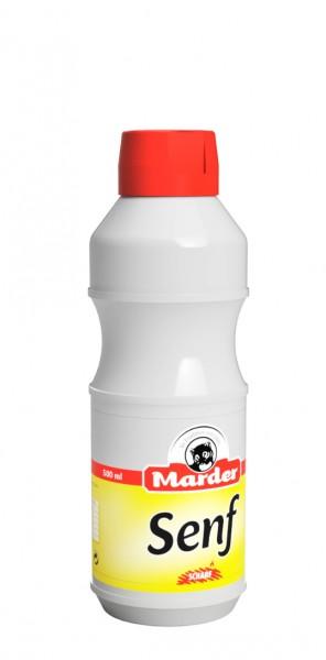 Marder Senf 1L Flasche scharf