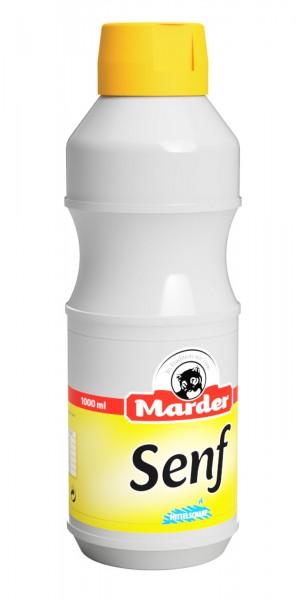 Marder Senf 1 Liter mittelscharf