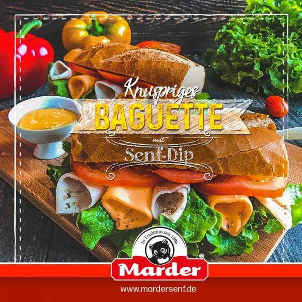 Senf_Marinade-Baguette